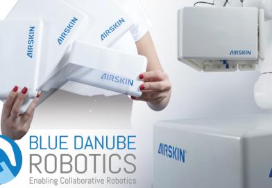 Kolaborativni roboti z AIRSKIN senzorji