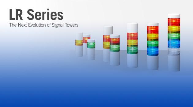 Signalni stolpiči PATLITE